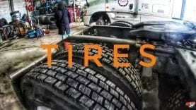 My Trucking Life | TIRES | #1802