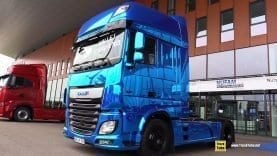 2020 DAF XF 530 – EBB Truck Center Demo Truck – Exterior and Interior Walk Around