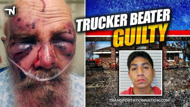 Trucker Almost Beaten to Death – Amos Phillips
