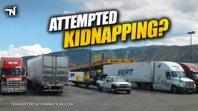 attempted kidnapping at loves in utah