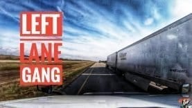 My Trucking Life | LEFT LANE GANG | #1823