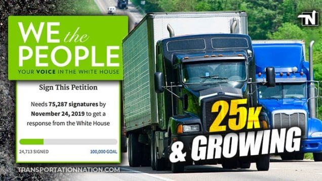 We The People – White House Petition