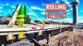 My Trucking Life | ROLLING FREIGHT | #1833