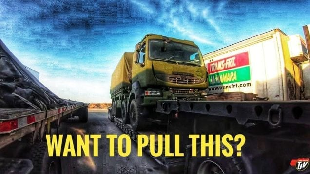 My Trucking Life | WANT TO PULL THIS? 🚛💨😎 | #1835