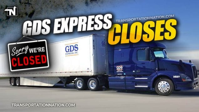GDS Express Suddenly Closes