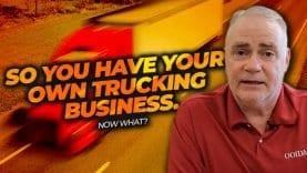 OOIDA – So you have your own trucking business – now what