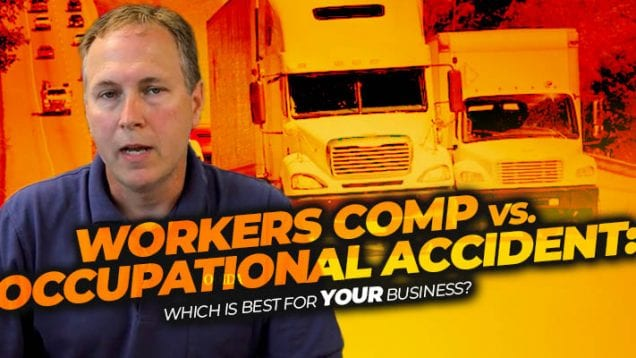 OOIDA – Workers Comp vs Occ Haz