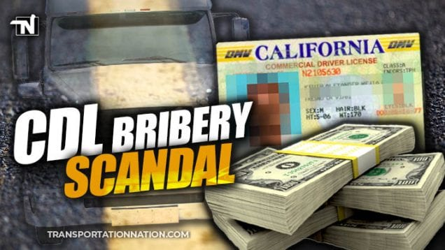 Prison Time for Man involved in California CDL Scandals
