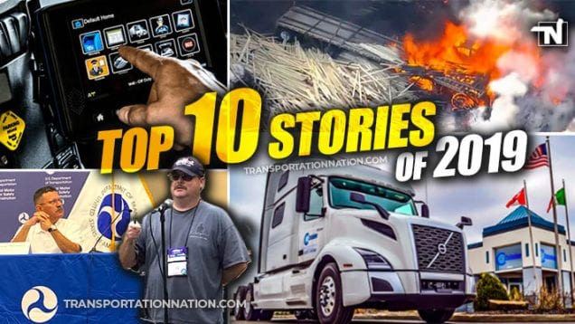 Top 10 Stories of 2019