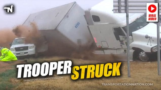 Trooper Struck