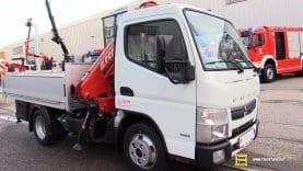2020 Fuso Canter 6S15 Service Vehicle – Exterior and Interior Walk Around