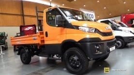 2020 Iveco Daily 70-180 Tipper – Exterior and Interior Walk Around