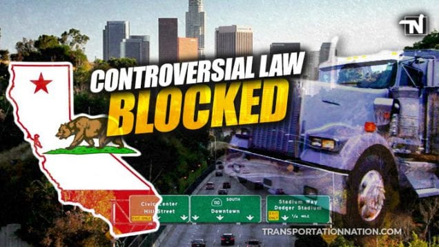 AB5 Law Blocked NYE 2019