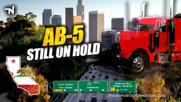 AB5 Law Still on Hold – Jan 13 2020