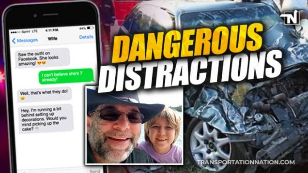Bill Everly Video – Dangerous Distractions