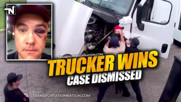 Clinton Kirker – Case Dismissed – Trucker Wins