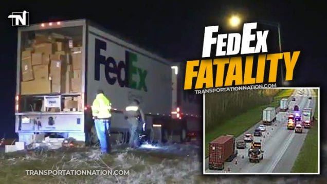 FedEx Fatality and Robbery