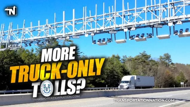 More Truck Only Tolls in CT