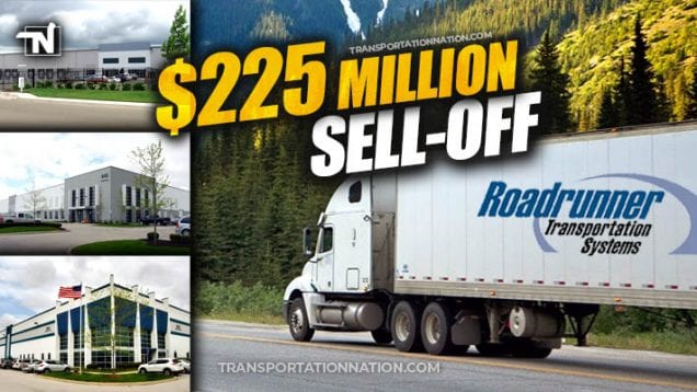 Roadrunner sells Prime Distribution to C.H. Robinson for $225 million