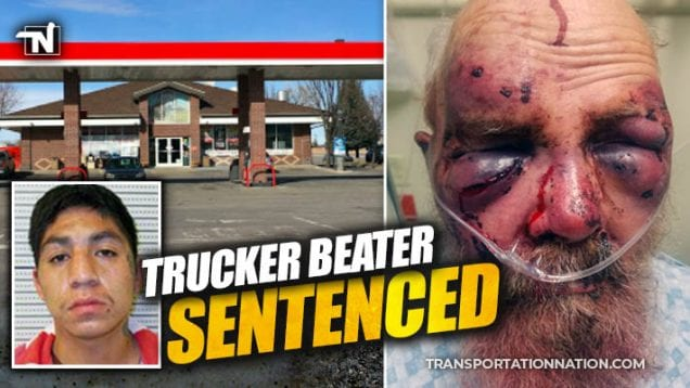 Trucker Almost Beaten to Death – Amos Phillips – Beater Sentenced