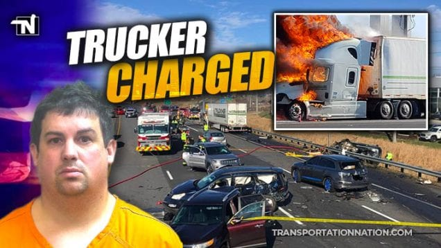 Trucker Charged I-65 in Boone County, Indiana