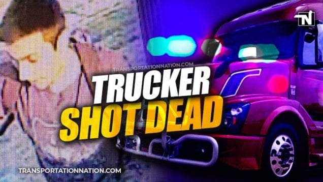 Trucker Shot Dead near I-269 outside Memphis – Manhunt Underway