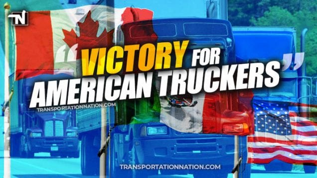 Victory for American Truckers