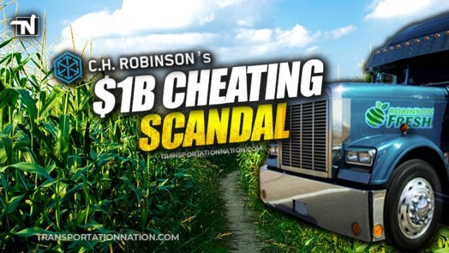 CH Robinson's $1.1B Cheating Scandal