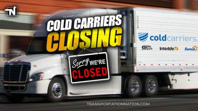 Cold Carriers Closing