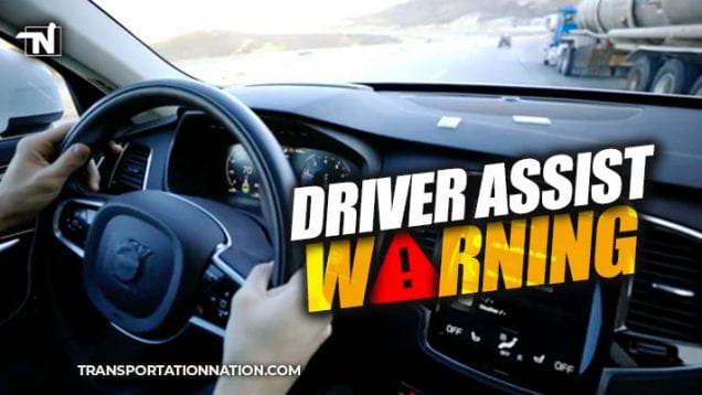 Driver Assist Warning