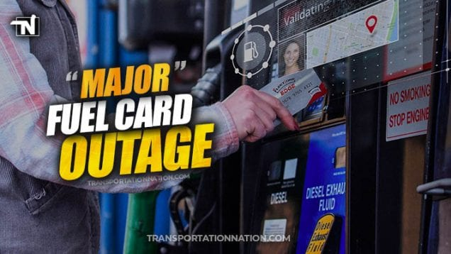 EFS Fuel Card Outage