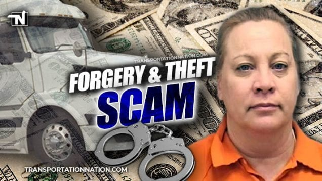 Forgery and Theft Scam – Stellar and Son in Wisconsin