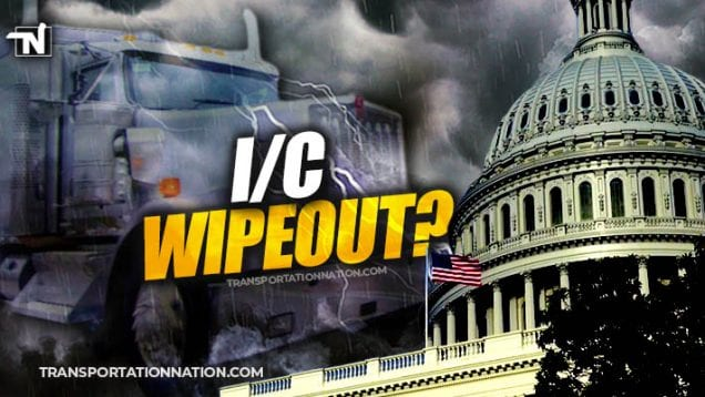Independent Contractor Wipeout