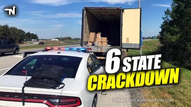 6 state crackdown – march 12-14 2020