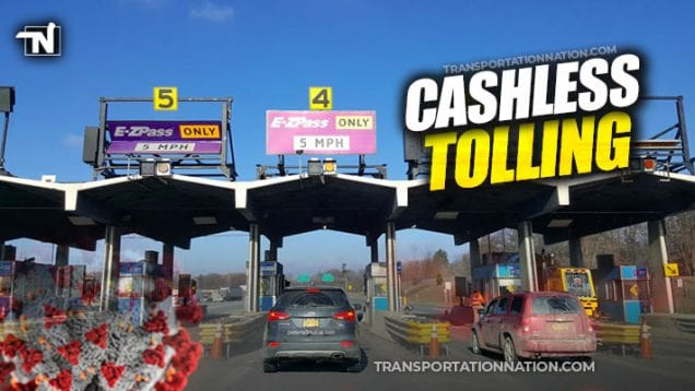 Cashless Tolling on NYThruway