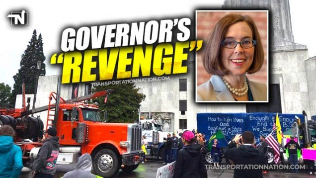 Governor Kate Brown Revenge