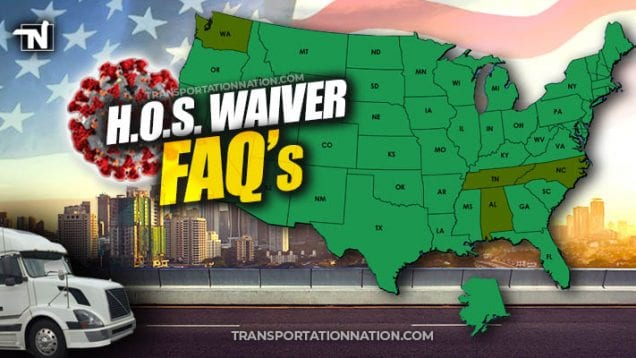HOS Waiver FAQs