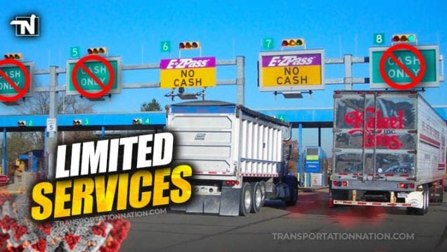 Limited Services for PA Tolls