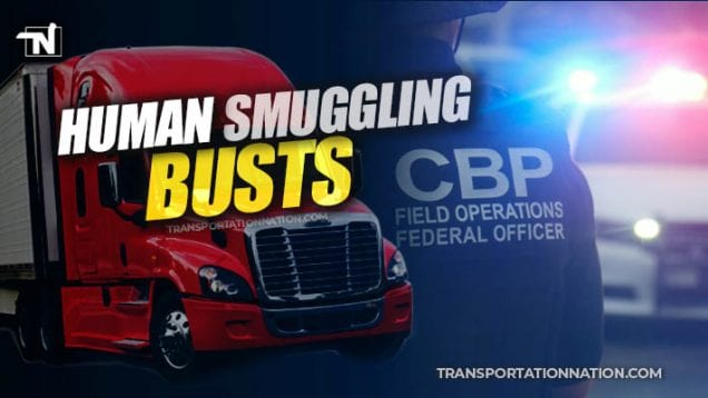 More human smuggling busts in Texas