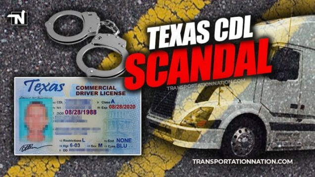 Texas CDL Scandal