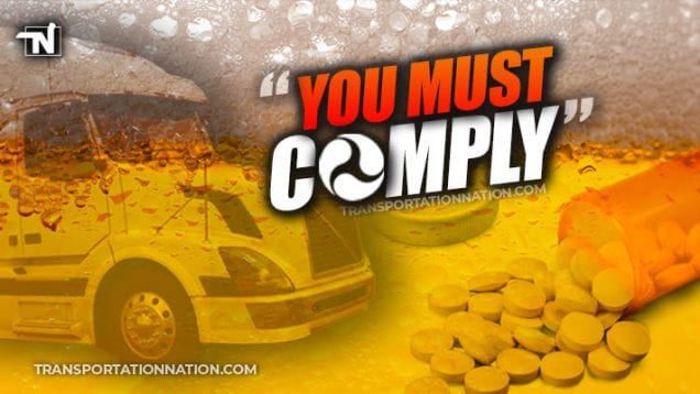 fmcsa drug testing – must comply – covid19