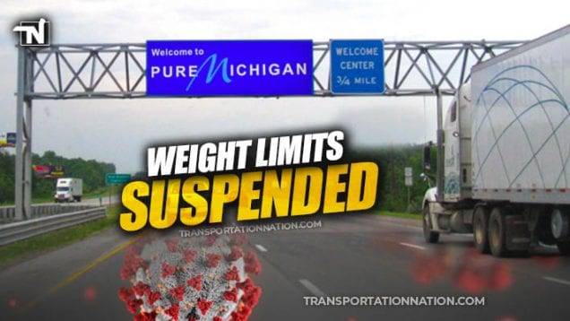 michigan weight restrictions lifted