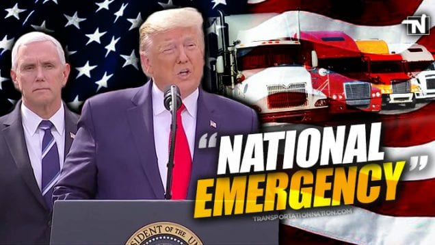 national emergency – coronavirus 2020