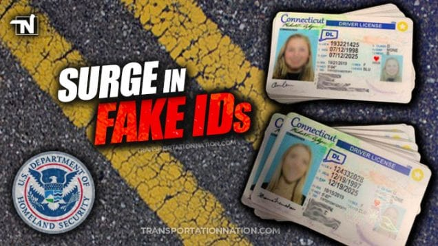 surge in fake ids