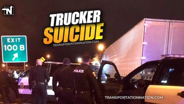 trucker suicide in pueblo colorado