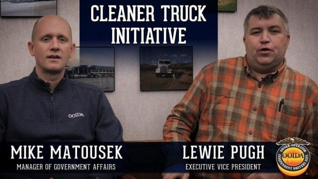 What is EPA's Cleaner Trucks Initiative? (Video by OOIDA)