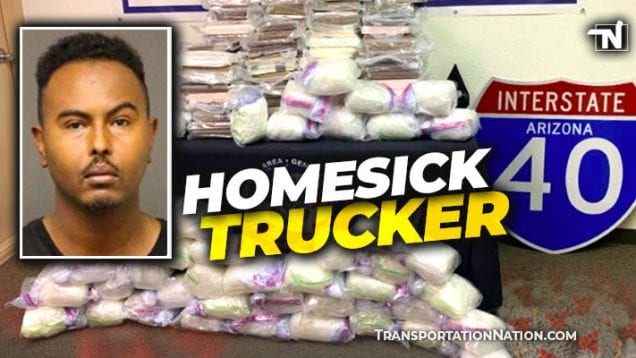 $12M Drug Bust – HOMESICK