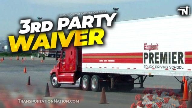 3rd party waiver COVID19