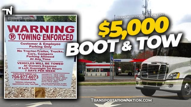 $5k boot and tow in Charlotte NC
