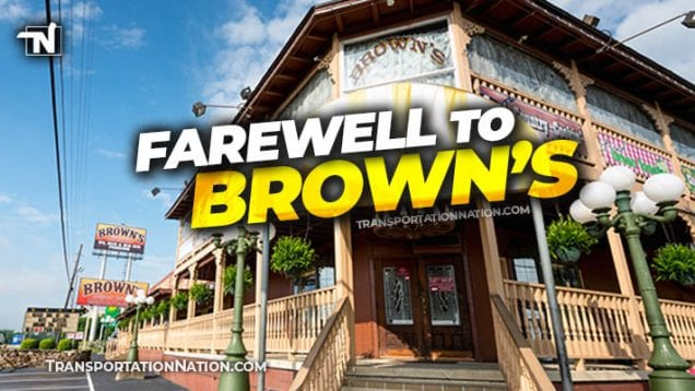 Browns Country Store closed
